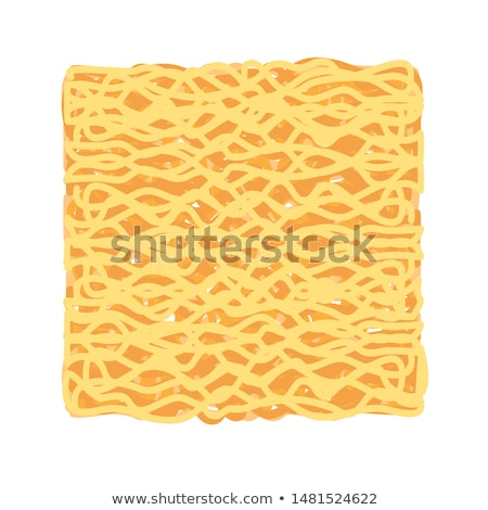 dry ramen stock photo © fisher