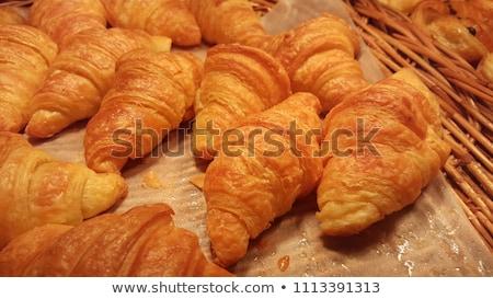 baguettes · pan · mediterráneo · mercado - foto stock © tannjuska