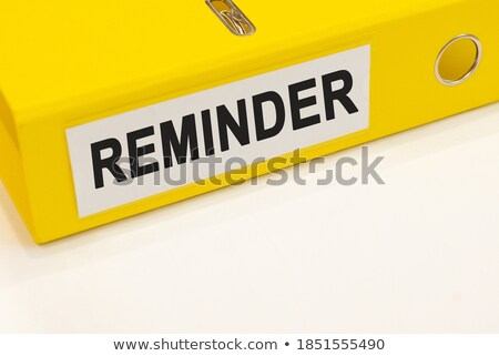 Schedules Concept with Word on Folder. Stock photo © tashatuvango