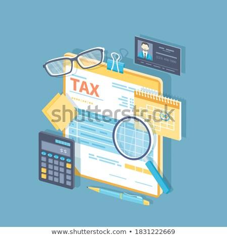 3D · banque · carte · de · crédit · isolé · blanche · affaires - photo stock © tashatuvango