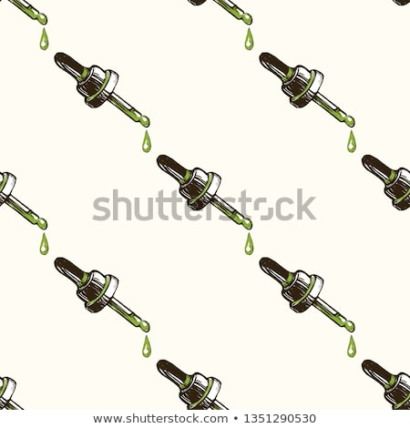 falling hemp seamless stock photo © romvo