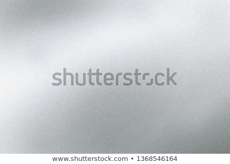 Silver rippled surface Stock photo © montego