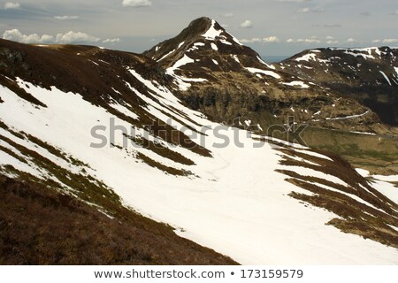 GR footpath in The Central Massif Stock photo © RazvanPhotography