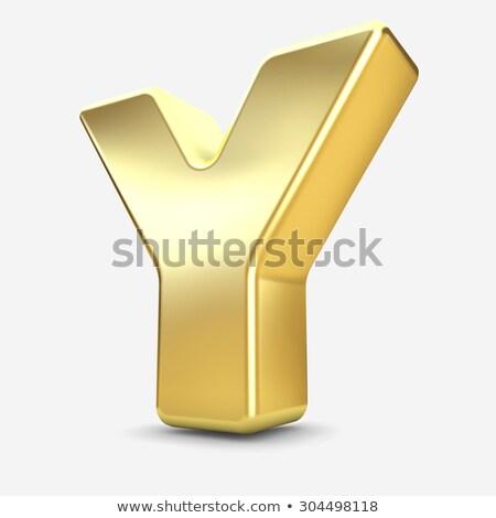 Alfabet geïsoleerd witte textuur Blauw schaal Stockfoto © pinkblue