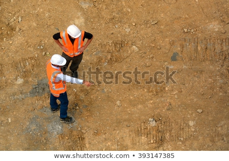 An inquisitive civil engineer Stock photo © photography33