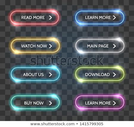 webボタン · 孤立した · 白 · ビジネス · コンピュータ - ストックフォト © tashatuvango