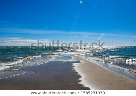 Faro norte mar cumplir arquitectura Foto stock © faabi