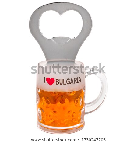 Beer Opener Magnet Stock photo © jaycriss