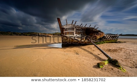 Shipwreck Stock photo © alexeys