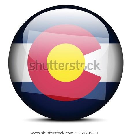 Colorado · bandeira · vetor - foto stock © istanbul2009