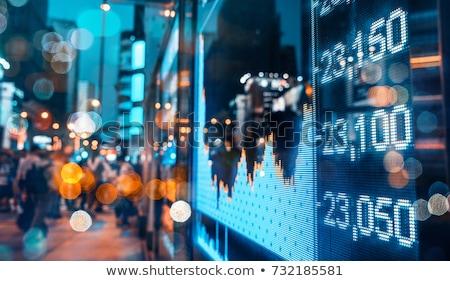 investment banking Stock photo © xedos45
