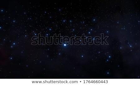 furcsa · nap · mély · űr · illusztráció · fény - stock fotó © magann