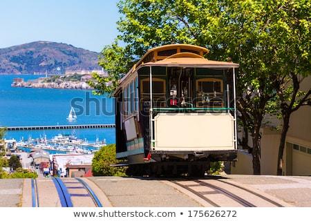 サンフランシスコ 島 カリフォルニア 米国 水 海 ストックフォト © dirkr