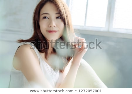 woman at ease Stock photo © IS2