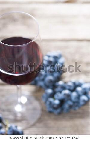 glass goblet on table   Stock photo © artjazz