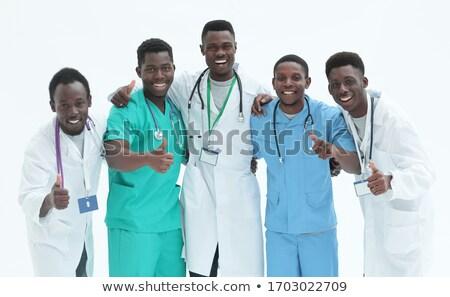 医療 · プロ · 医師 · 看護 · 患者 - ストックフォト © lisafx