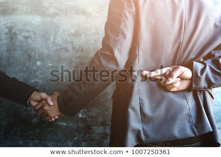 Business fraud Stock photo © stevanovicigor