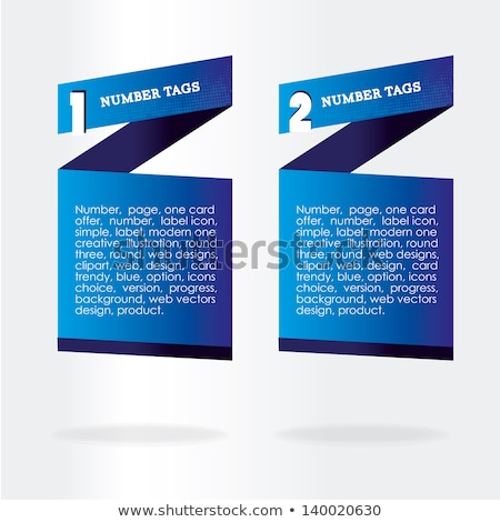 Box sequence illustration design over a white background Stock photo © alexmillos