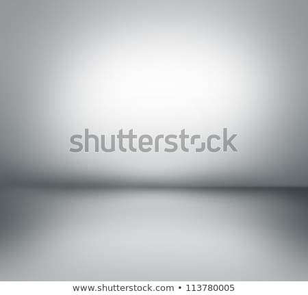 Creative technological background. Inside an empty room Stock photo © oly5