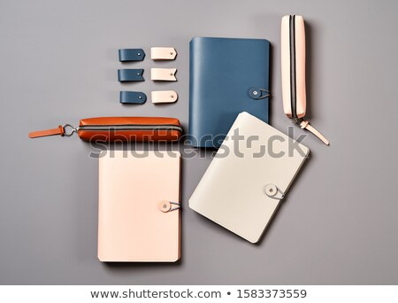 notebbook and accessories Stock photo © guffoto