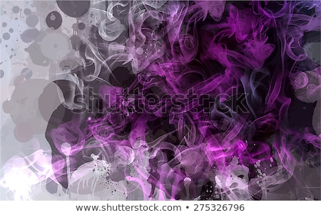 Abstract grunge paars rook vector licht Stockfoto © lenapix