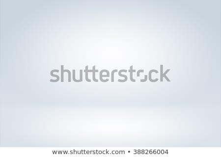 estudio · marco · fondo · habitación · azul · interior - foto stock © SArts