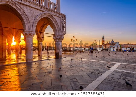 sunrise at san marco stock photo © givaga