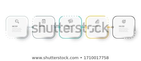 辦公室 · 工作場所 · 向量 · 模板 · 橫幅 - 商業照片 © linetale