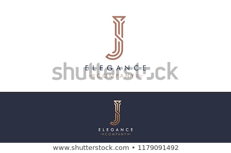 nastro · logo · modello · casa · icona · design - foto d'archivio © netkov1