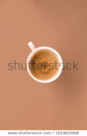 tasse · art · cappuccino · tasse · de · café · café · design - photo stock © anneleven