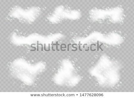 soap and foam Stock photo © prill