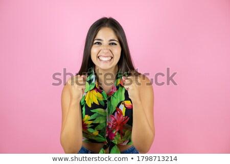 Hispanic Beauty Stock photo © hlehnerer