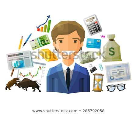множественный · кредитные · карты · деньги · торговых · группа - Сток-фото © deyangeorgiev