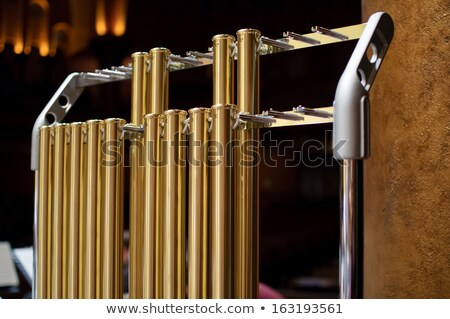 Tubular bells Stock photo © adrenalina