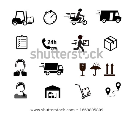 24h Service Stock photo © make