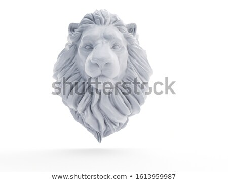 Lion Sculpture Stock photo © hlehnerer