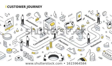 journey Stock photo © tracer