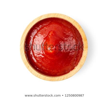 Tomato puree Stock photo © Digifoodstock