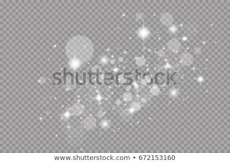 Absztrakt varázslatos fény hatás arany hullám Stock fotó © SArts