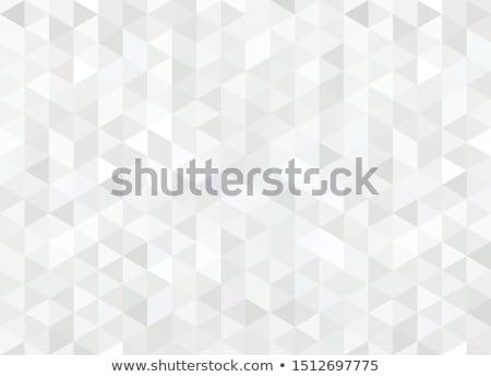 Diamond seamless rhombus banner, vector illustration Stock photo © carodi