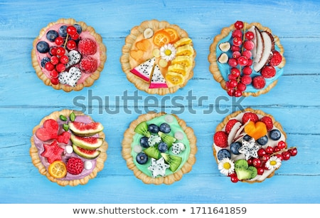 frutas · tarta · alimentos · torta · restaurante · pie - foto stock © m-studio