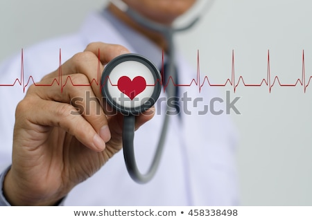 Heart Disease Arrythmia Stock photo © alexaldo