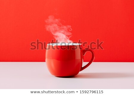 One cup of expresso. Stock photo © IS2