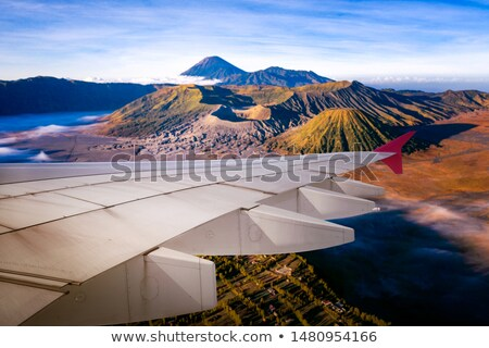 bali airport with many airplanes stock photo © joyr