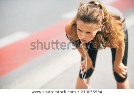 man · gezicht · training · gymnasium · portret - stockfoto © pressmaster