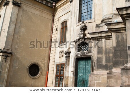 внешний · современное · здание · стены · двери · свет - Сток-фото © ruslanomega
