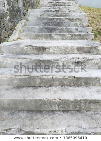 Concrete steps Stock photo © trgowanlock