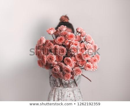 Valentine's Bouquet Stock photo © erbephoto