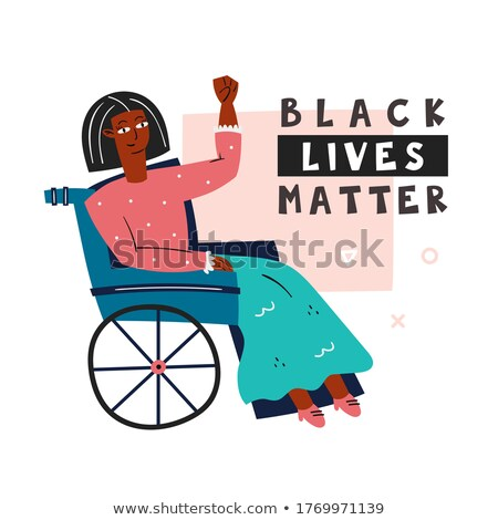 Disability Rights Stock photo © Lightsource