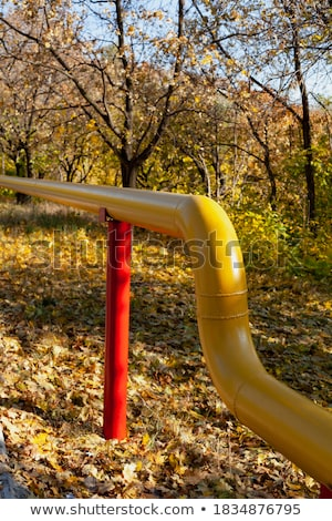 stand pipe in a park stock photo © meinzahn